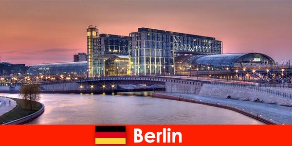 परिवार के साथ जर्मनी बर्लिन गंतव्य