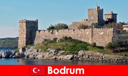 तुर्की बोडरम में छुट्टियां