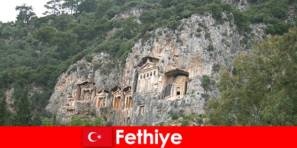 पश्चिमी तुर्की में फेथिये शहर