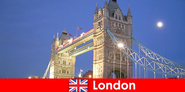 इंग्लैंड लंदन सिटी विश्व महानगर के लिए यात्रा