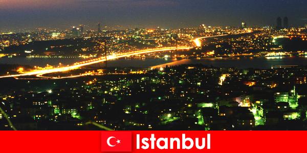 पर्यटकों के लिए इस्तांबुल के शहर हमेशा एक यात्रा के लायक