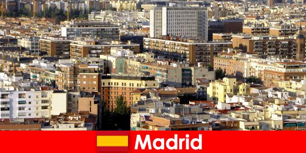 यात्रा सुझाव और स्पेन में राजधानी मैड्रिड के बारे में जानकारी