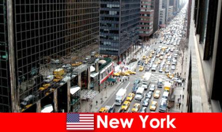 न्यूयॉर्क शहर में एक सस्ती छुट्टी का आनंद लें