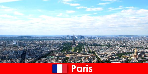 देखें कि पेरिस शहर में क्या करना है