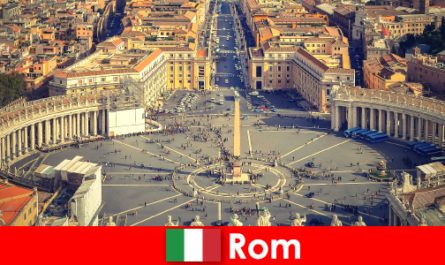 रोम की यात्रा कब करें - मौसम, जलवायु और सिफारिशें