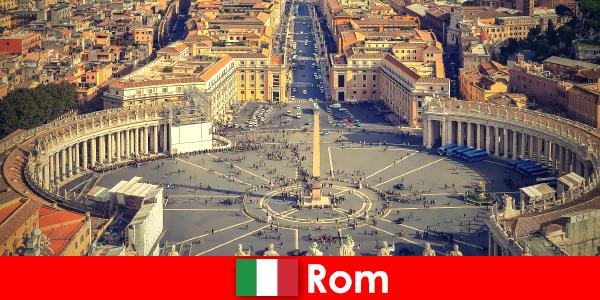 रोम की यात्रा कब करें – मौसम, जलवायु और सिफारिशें