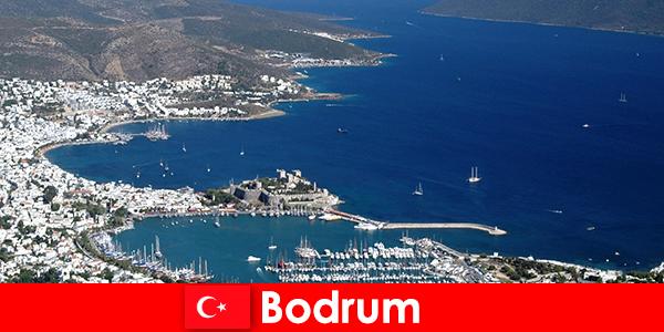 तुर्की में बोडरम शहर के लिए सस्ते में उत्प्रवास