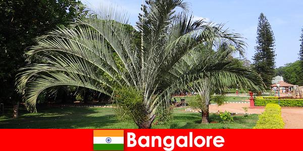 बैंगलोर सुखद जलवायु एक यात्रा के लायक हर विदेशी के लिए सभी वर्ष दौर