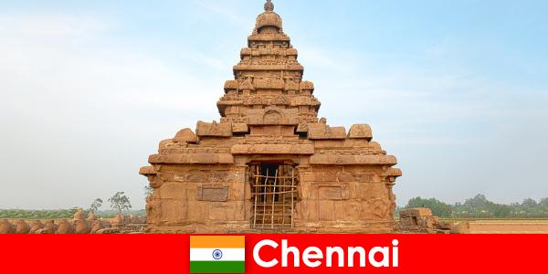 चेन्नई विदेशियों को यूनेस्को विश्व धरोहर स्थलों की सुंदरियों से प्यार है