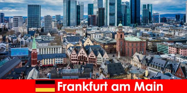 फ्रैंकफर्ट के शहर में लक्जरी यात्रा पारखी के लिए मुख्य हूं