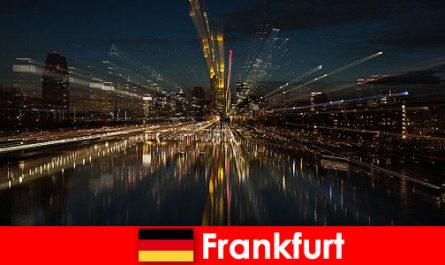 जर्मनी में विदेशियों के लिए फ्रैंकफर्ट यूरोपीय परिवहन हब