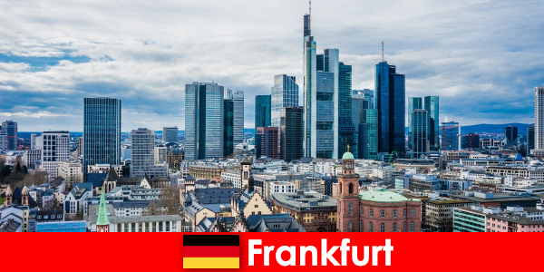 फ्रैंकफर्ट में पर्यटन आकर्षण, ऊंची इमारतों के लिए महानगर