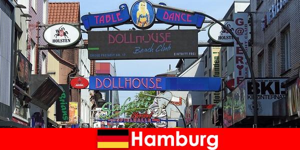 हैम्बर्ग रीपरबान -नाइटलाइफ़ वेश्यालयों और सेक्स पर्यटन के लिए अनुरक्षण सेवा