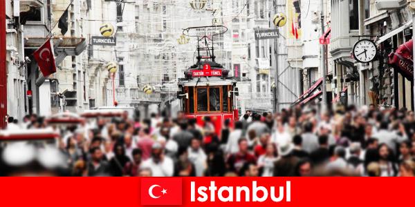 इस्तांबुल दर्शनीय स्थलों की यात्रा की जानकारी और यात्रा टिप्स