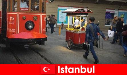 इस्तांबुल दुनिया भर से सभी लोगों और संस्कृतियों के लिए दुनिया का महानगर है