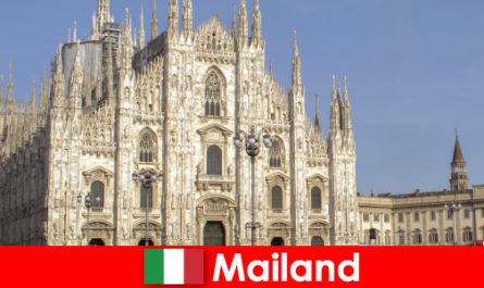 मिलान इटली कला संस्कृति विशेष यात्रा करने के लिए
