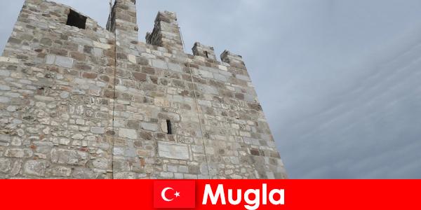 तुर्की में मुगला के बर्बाद शहरों के लिए साहसिक यात्रा