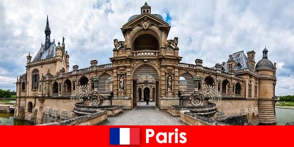 कला और कहानियों प्रेमियों के लिए पेरिस में जगहें और दिलचस्प स्थान