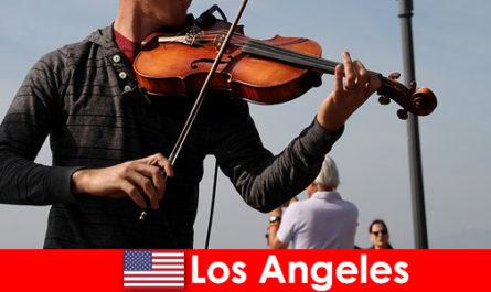 अंतरराष्ट्रीय यात्रियों के लिए लॉस एंजिल्स में देखने लायक आकर्षण