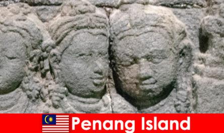 पेनांग द्वीप में कई आकर्षण और महान हाइलाइट्स हैं