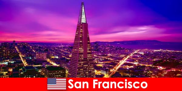 सैन फ्रांसिस्को आप्रवासियों के लिए एक जीवंत सांस्कृतिक और आर्थिक केंद्र