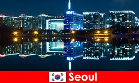 दक्षिण कोरिया में सियोल एक आकर्षक शहर है जो आधुनिकता के साथ परंपरा को दर्शाता है