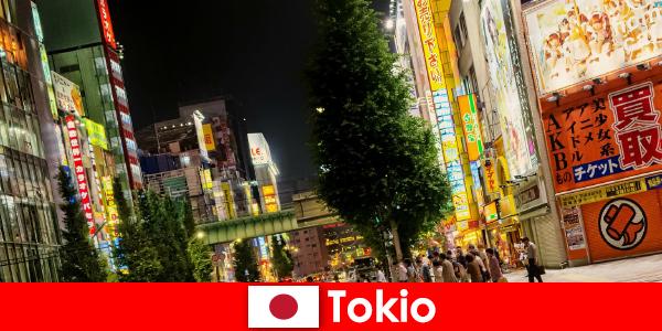 आधुनिक इमारतों और प्राचीन मंदिरों टोक्यो विदेशियों यात्रा के लिए अविस्मरणीय बनाने