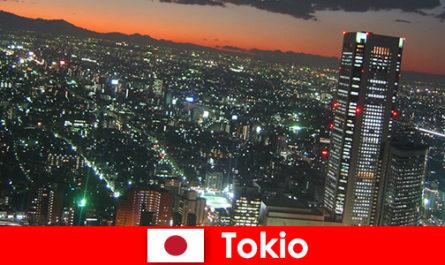 अजनबी टोक्यो प्यार-दुनिया में सबसे बड़ा और सबसे आधुनिक शहर