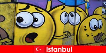 एक सप्ताहांत यात्रा के रूप में दुनिया भर से hipsters और कलाकारों के लिए तुर्की इस्तांबुल के दृश्य क्लब