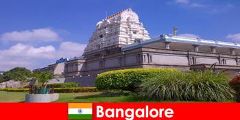 बैंगलोर के रहस्यमय और भव्य मंदिर परिसर