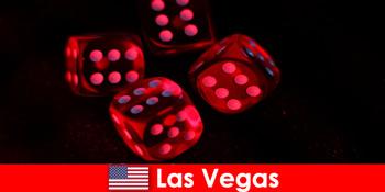 लास वेगास संयुक्त राज्य अमेरिका में एक हजार खेलों की चमकती दुनिया में यात्रा
