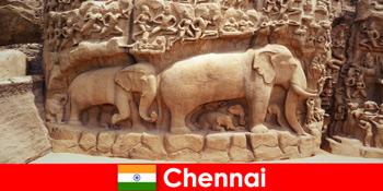 चेन्नई भारत में पारंपरिक सांस्कृतिक इमारतों को लेकर विदेशी उत्साहित हैं