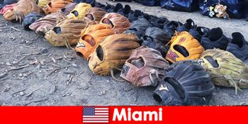 मियामी संयुक्त राज्य अमेरिका के खेल पार्कों के लिए यात्रियों के लिए ड्रीम छुट्टी