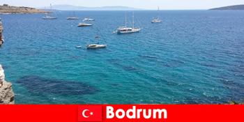 Bodrum तुर्की में सुंदर खण्ड में विदेशियों के लिए लक्जरी छुट्टी