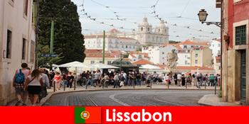 लिस्बन पुर्तगाल विदेशी छात्रों और विद्यार्थियों के लिए सस्ते होटल प्रदान करता है