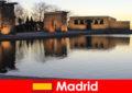 यूरोपीय छात्रों के लिए मैड्रिड स्पेन के लिए यात्रा के लिए लोकप्रिय गंतव्य
