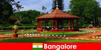 विदेशों से पर्यटक बैंगलोर भारत में अद्भुत नाव यात्राओं और महान उद्यानों की उम्मीद कर सकते हैं