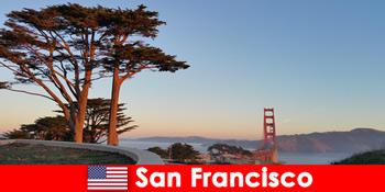 संयुक्त राज्य अमेरिका में हाइकर्स के लिए सैन फ्रांसिस्को साहसिक अनुभव